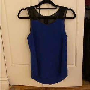 Tank top with Mesh, XS